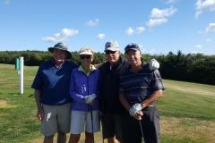 golf-Friends of Joan